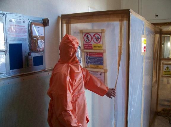asbestos removal, health, central demolition